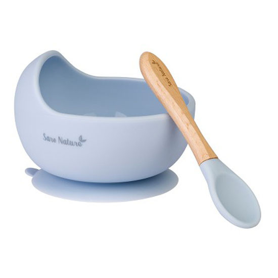 Saro Wave Bowl - Blue