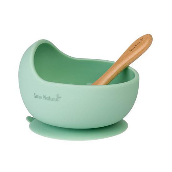 Saro Wave Bowl - Green