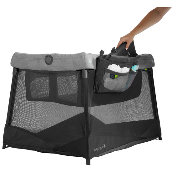 Baby Jogger City Suite Parent Organizer Installation