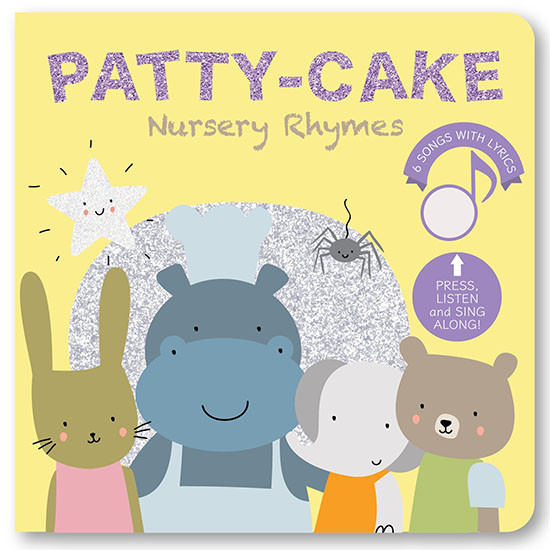 Cali's Books Sign With Me - Patty Cake Book