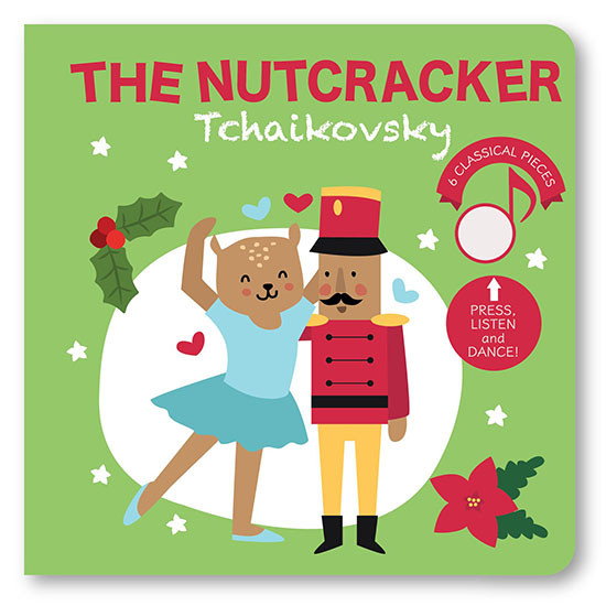 Cali's Books Sign With Me - Nutcracker Book