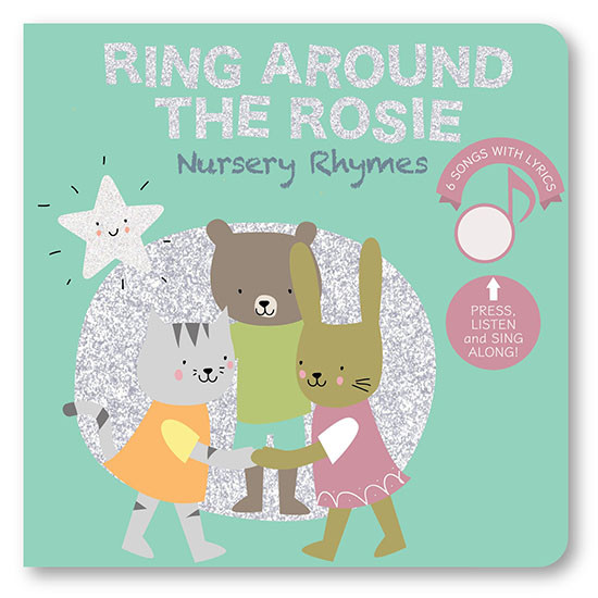 Cali's Books Sign With Me - Ring Around The Rosie Book