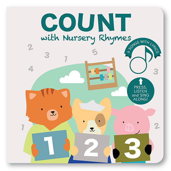 Cali's Books Sign With Me - Count Book