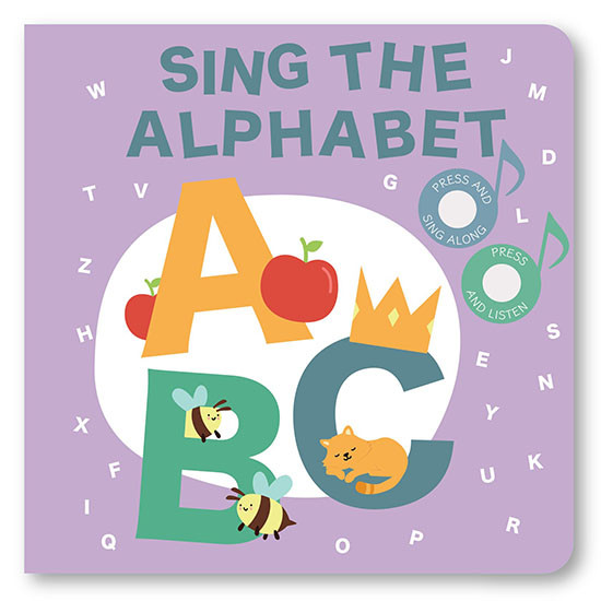 Cali's Books Sign With Me - The Alphabet Book