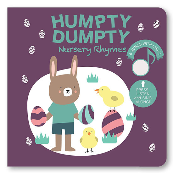 Cali's Books Sign With Me - Humpty Dumpty Book