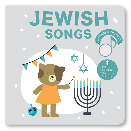Cali's Books Sign With Me - Jewish Songs Books