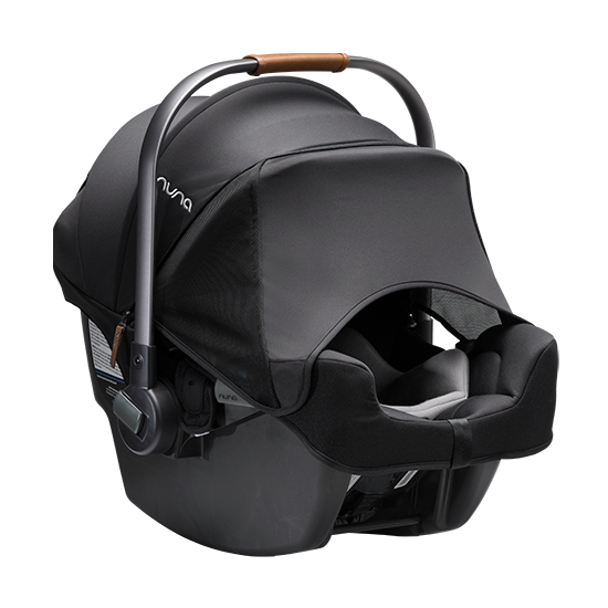 Nuna Pipa RX Infant Car Seat with RELX Base Dreamdrape