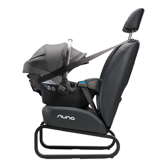 Nuna Pipa RX Infant Car Seat with RELX Base Install