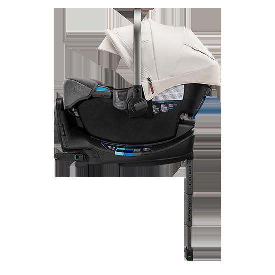 Nuna Pipa RX Infant Car Seat with RELX Base Birch
