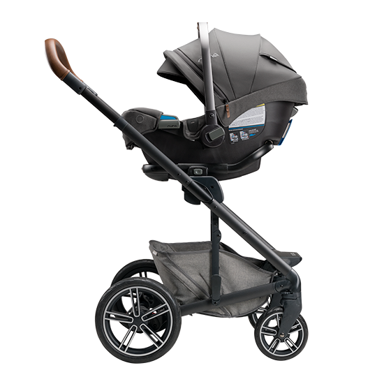 Nuna Pipa RX Infant Car Seat with RELX Base with Triv