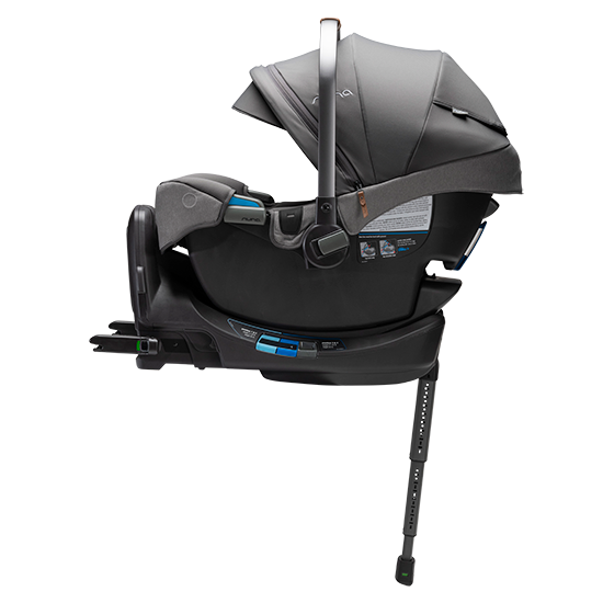 Nuna Pipa RX Infant Car Seat with RELX Base Granite