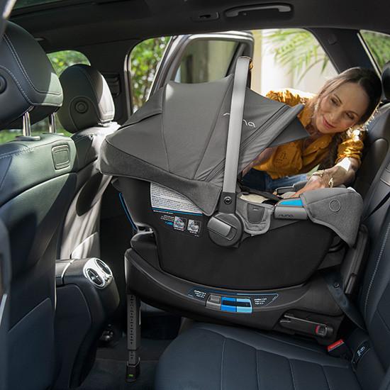 Nuna Pipa RX Infant Car Seat with RELX Base Profile