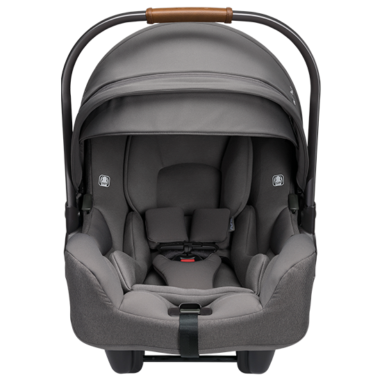 Nuna Pipa RX Infant Car Seat with RELX Base Front No Base