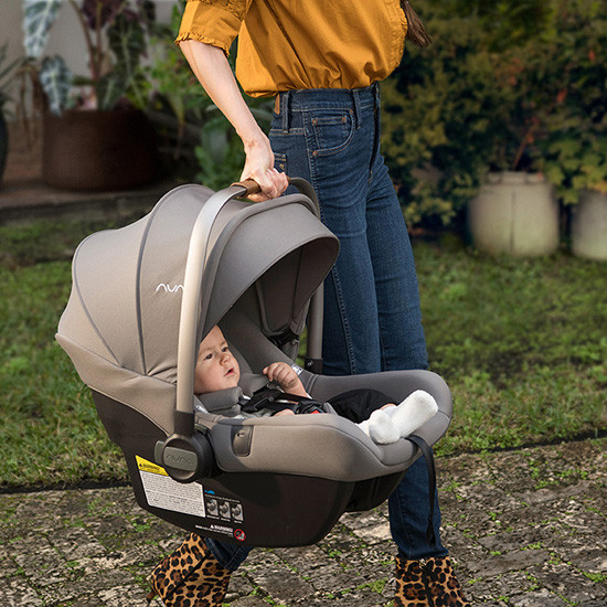 Nuna Pipa LITE R Infant Car Seat with RELX Base Lightweight