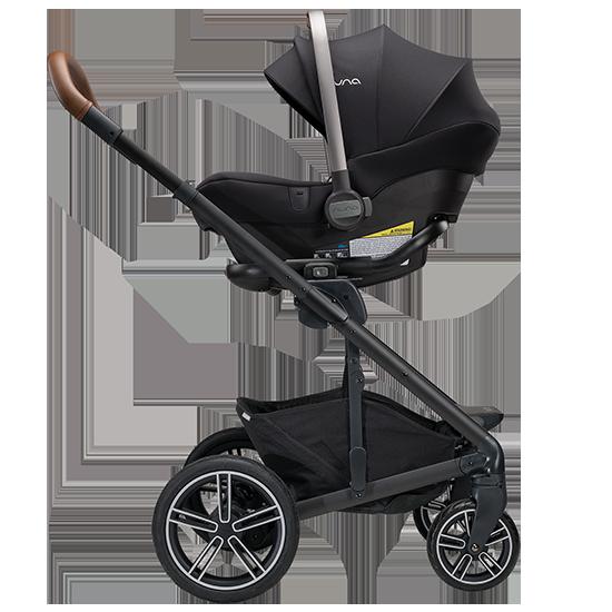 Nuna Pipa LITE R Infant Car Seat with RELX Base on MIXX