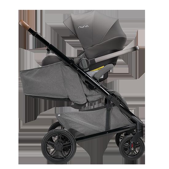 Nuna Pipa LITE R Infant Car Seat with RELX Base On Tavo