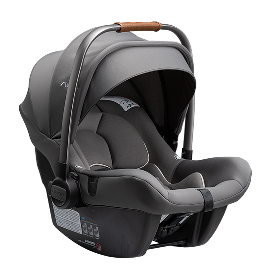 Nuna Pipa LITE R Infant Car Seat with RELX Base Granite No Base