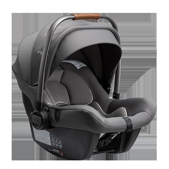 Nuna Pipa LITE R Infant Car Seat with RELX Base Granite No Base