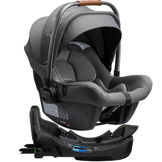 Nuna Pipa LITE R Infant Car Seat with RELX Base Granite Main
