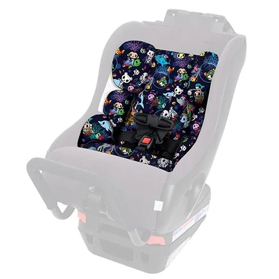 Clek Infant Thingy - Tokidoki Reef Rider Side