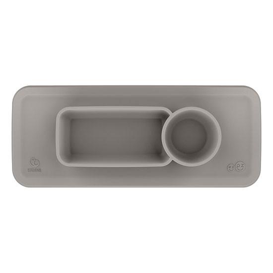 STOKKE ezpz Clikktray Placemat Grey