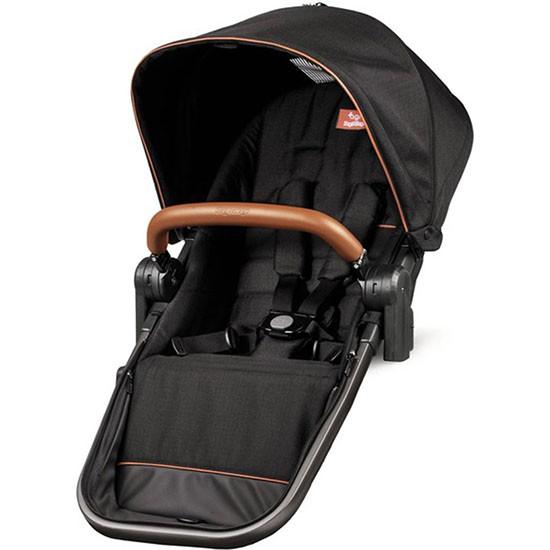 Agio Z4 Stroller Companion Seat - Agio Black