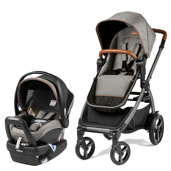 Agio Z4 Travel System Grey