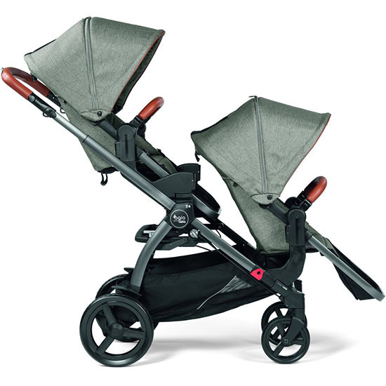 Agio Z4 Double Stroller Adapter Life