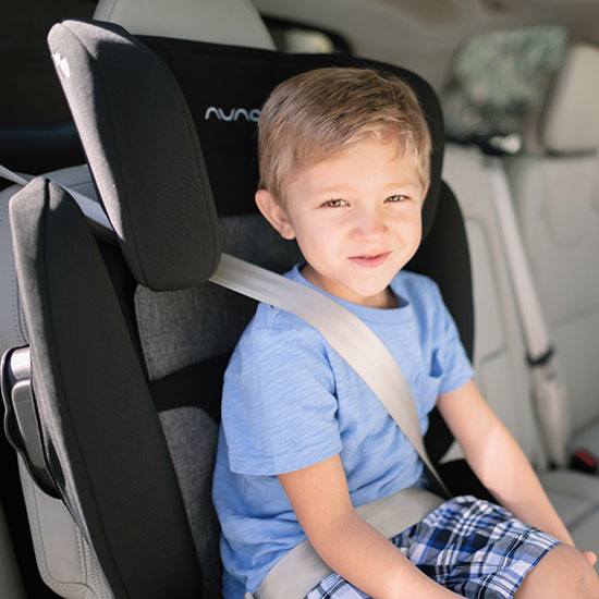 Nuna AACE FR Free Booster Car Seat Lifestyles