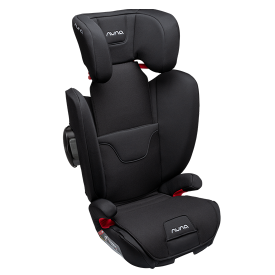 Nuna AACE FR Free Booster Car Seat Extended high back