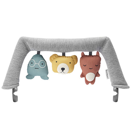 Baby Bjorn Bouncer Soft Toy - Soft Friends Toy