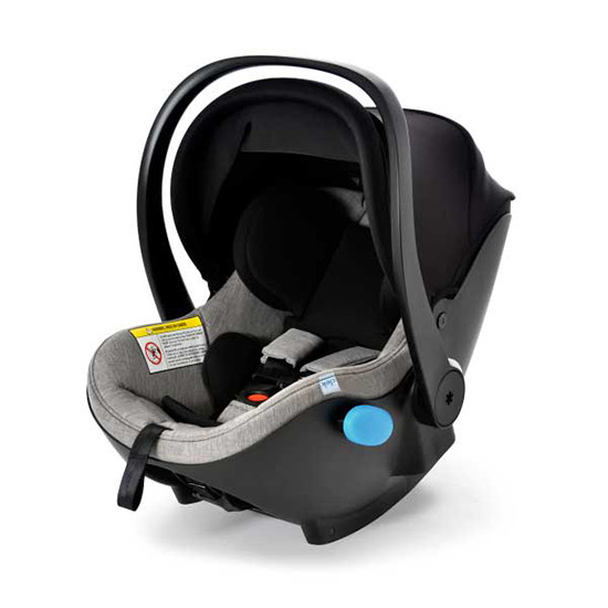 Clek Liingo Baseless Infant Car Seat Thunder
