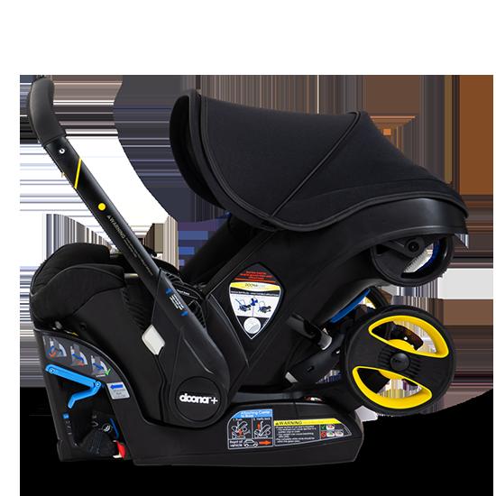 Doona Car Seat Stroller - Midnight Edition