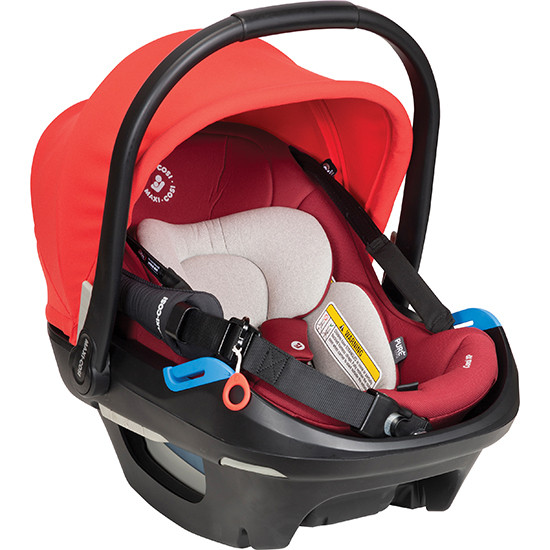 Maxi-Cosi Coral XP Infant Car Seat Red