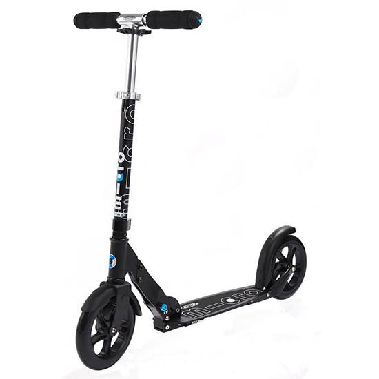 Micro Kickboard - Micro Black Scooter (Adult)