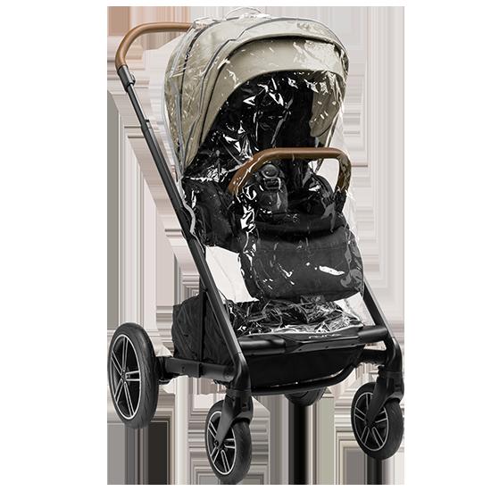 Nuna MIXX Stroller Rain Cover