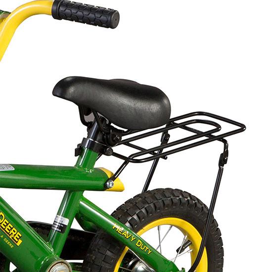 Tomy International Johndeere 12-inch Bicycle Boy Seat