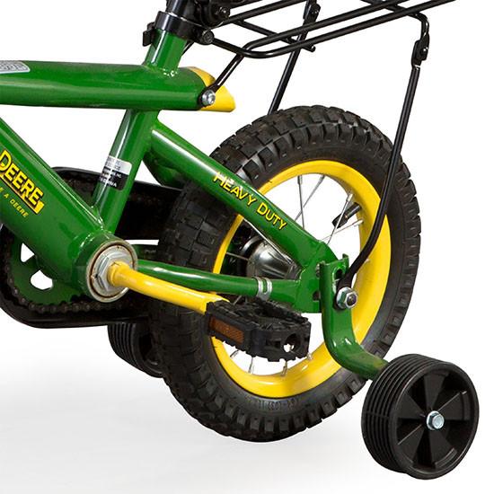 Tomy International Johndeere 12-inch Bicycle Boy Wheels