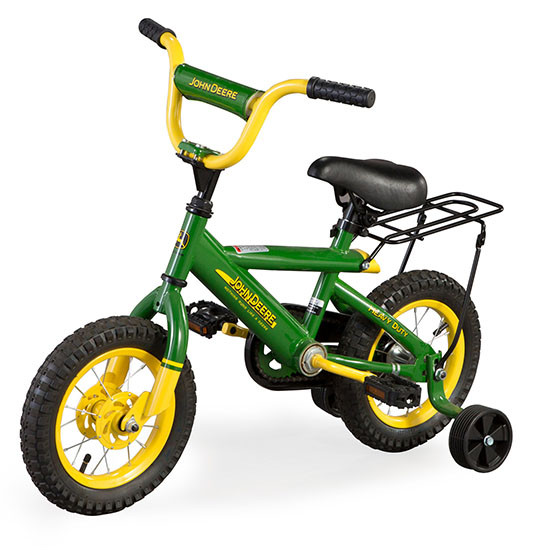 Tomy International Johndeere 12-inch Bicycle Boy Main