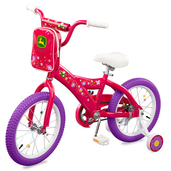 Tomy International John Deere 16-inch Girl's Bicycle Main