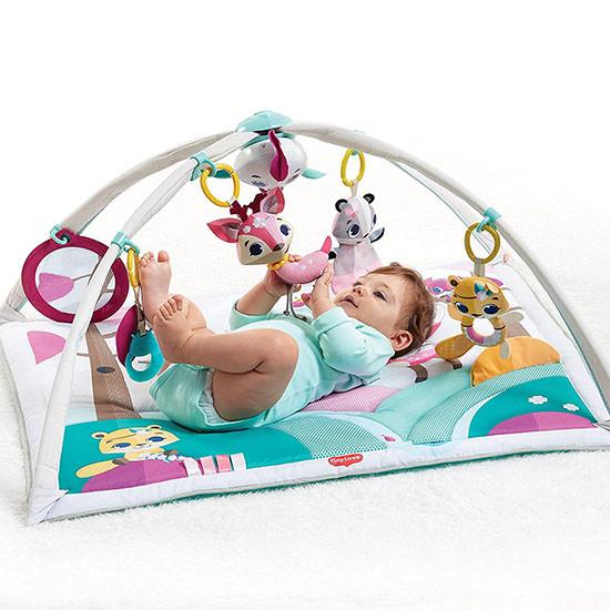 Tiny Love Gymini Deluxe Activity Play Mat - Tiny Princess Tales