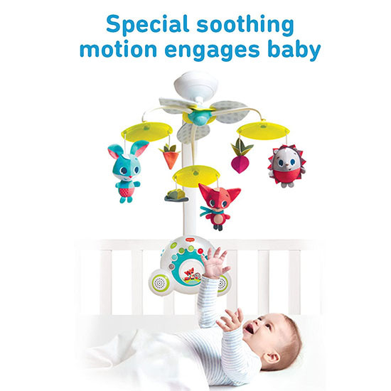Tiny Love Soothe 'n Groove Mobile - Meadow Days