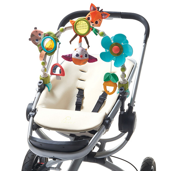 Tiny Love Musical Nature Stroll Stroller Arch - Into The Forest