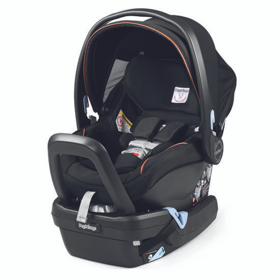 Agio Z4 Travel System Black Agio Car Seat
