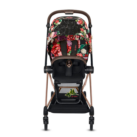 CYBEX 2019 MIOS 2 Complete Stroller - Spring Blossom Dark_thumb7