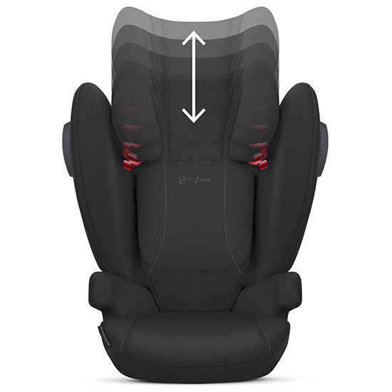 Cybex Solution B2-fix +Lux Booster Seat