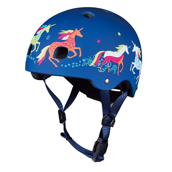 Micro Kickboard Child Helmets - Unicorn