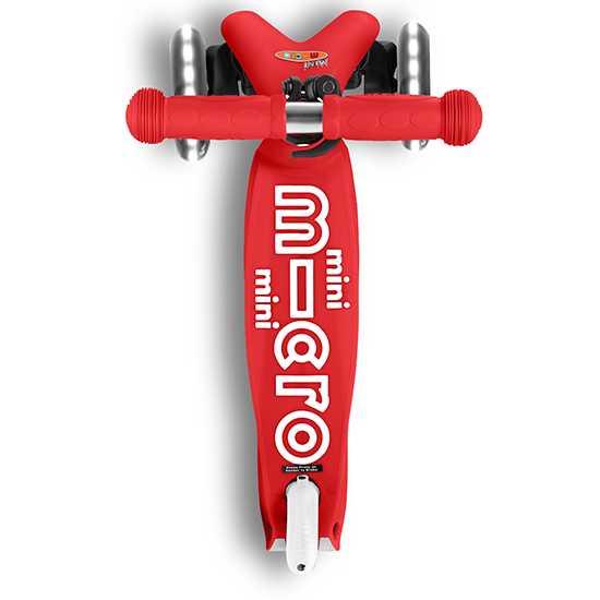 Micro Kickboard Mini Deluxe LED Scooter