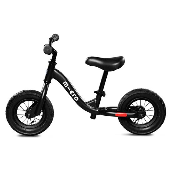 Micro Kickboard Balance Bike Black