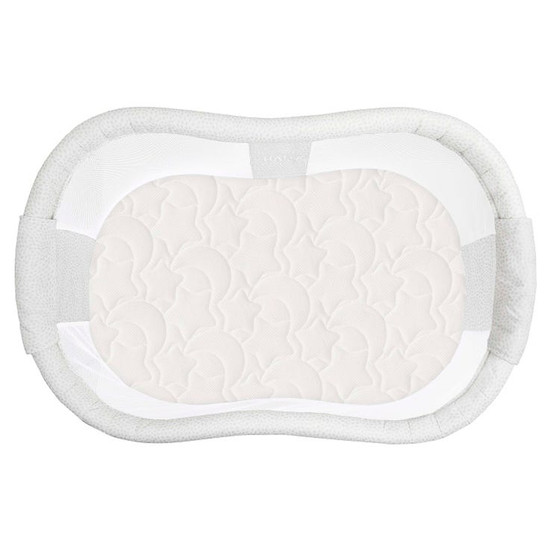 HALO DreamWeave Breathable Bassinet Replacement Mattress